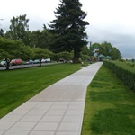 Grand Avenue Park Walkway